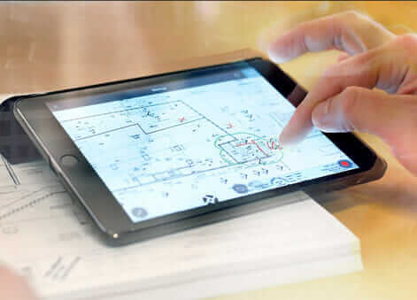 Portable, BIM-enabled design tools used in the future of building