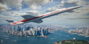 Back to the Future: This Plane Will Make the Jet Set Feel Supersonic Again