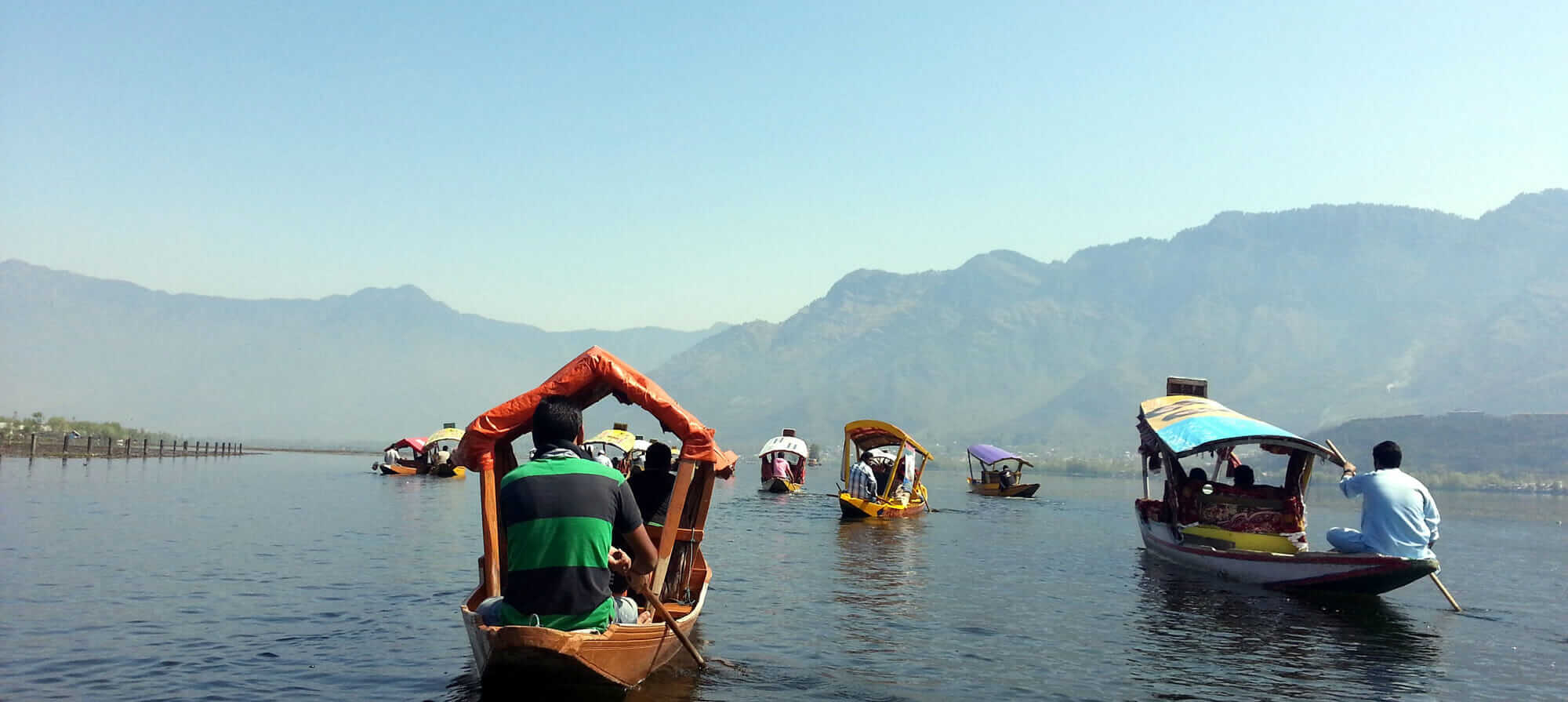 Jammu in Northern India.