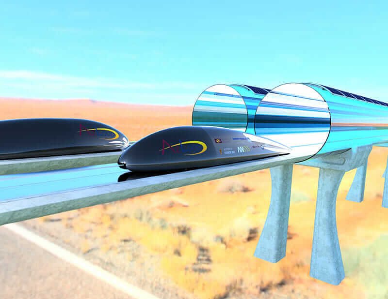 hyperloop pod competition AZLoop pod