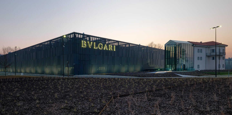 bulgari factory
