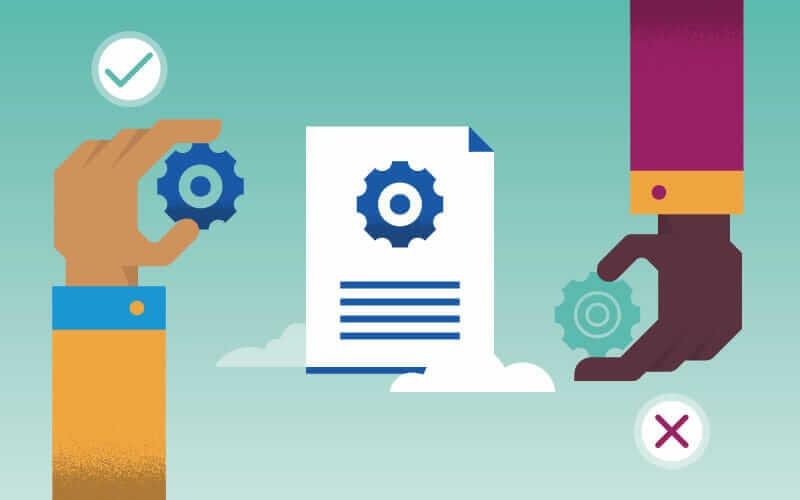engineering economics standardization graphic