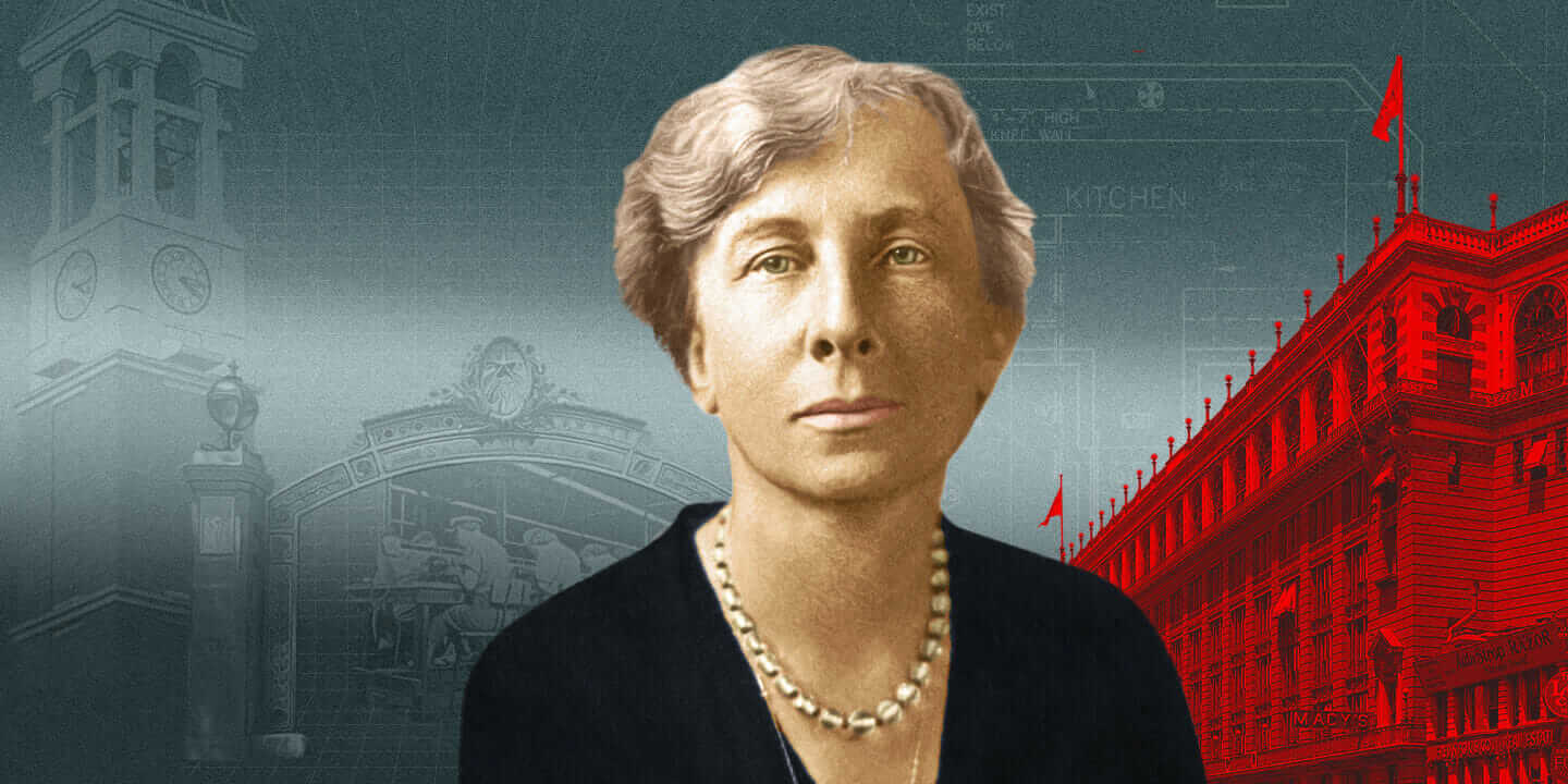 Lillian Gilbreth.