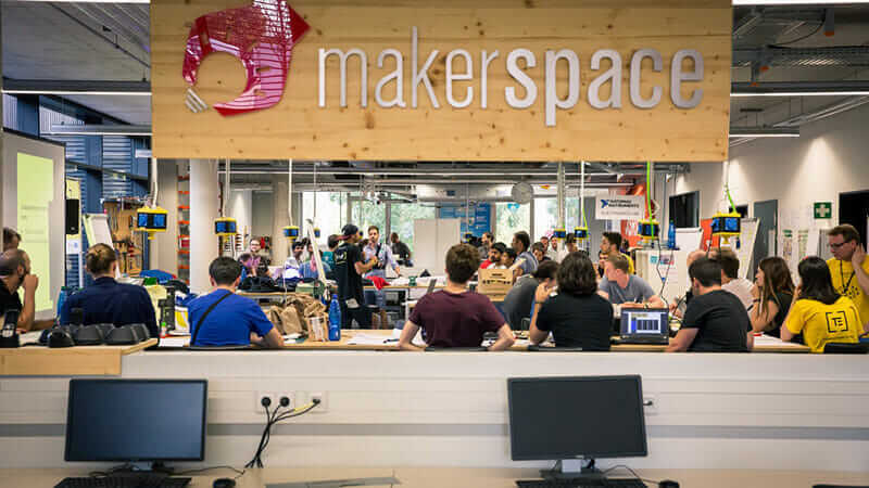 distributed generation MakerSpace