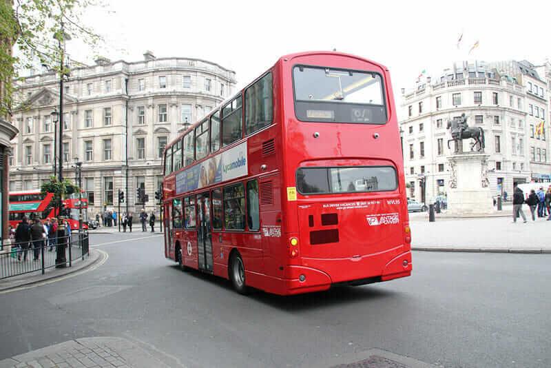 hybrid bus retrofit vantage power