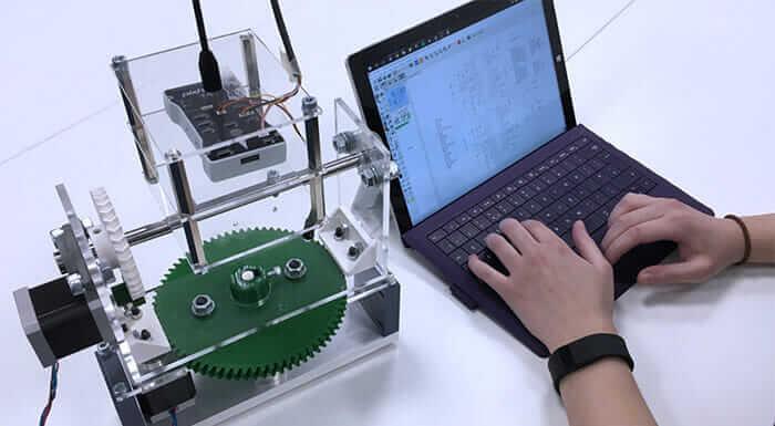 UAV controller prototype