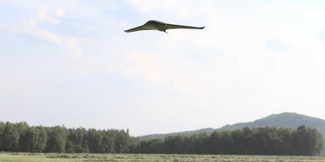 University of Warwick unmanned aerial vehicle
