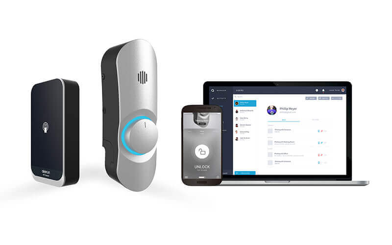 Akerun Pro and NFC reader