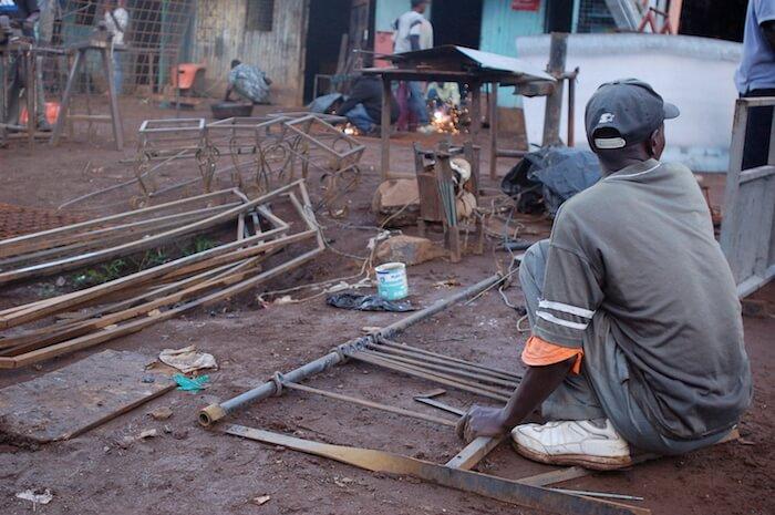 manufacturing jobs kenya homemade welder
