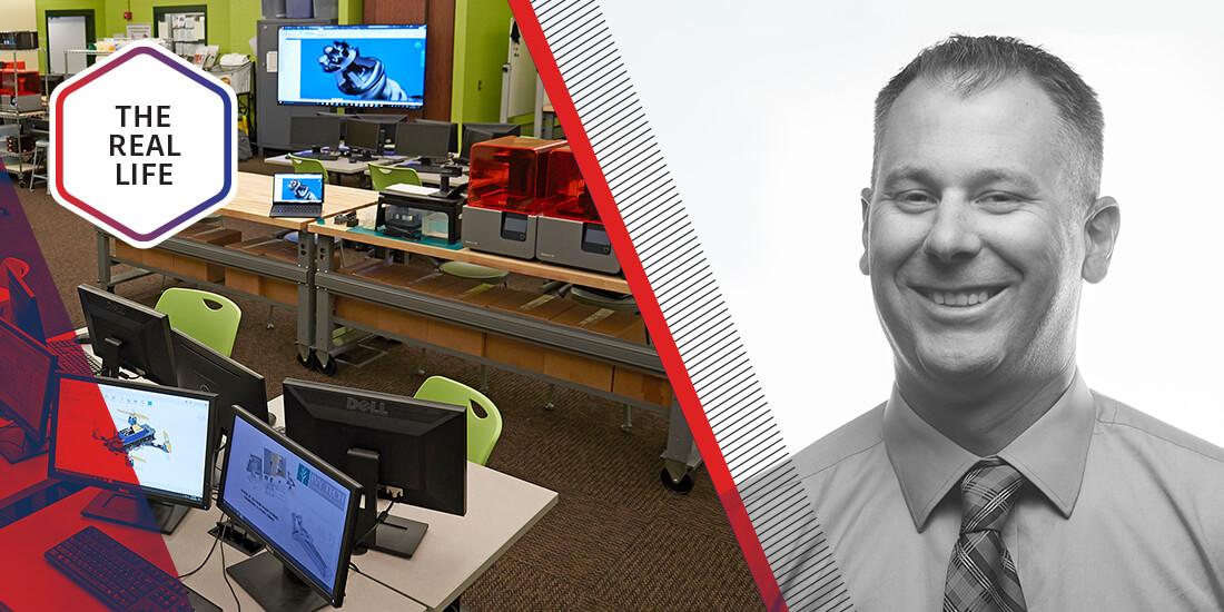 Jason Roth Transforms Ivy Tech's Design Technology Programs