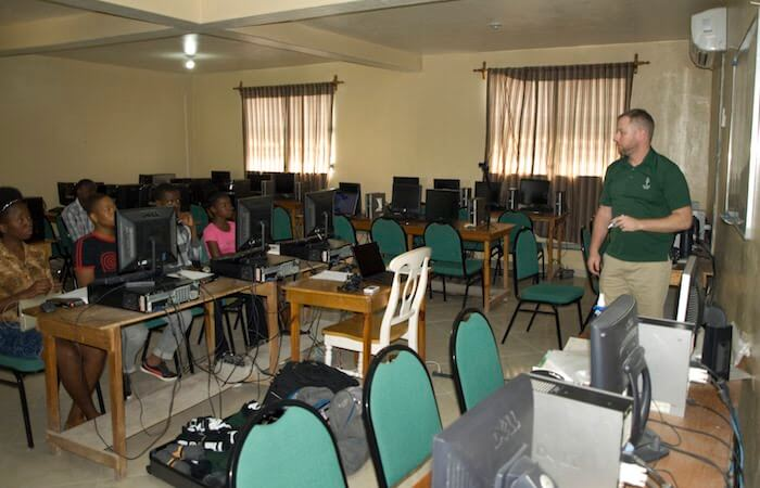ivy tech programs remote training program haiti