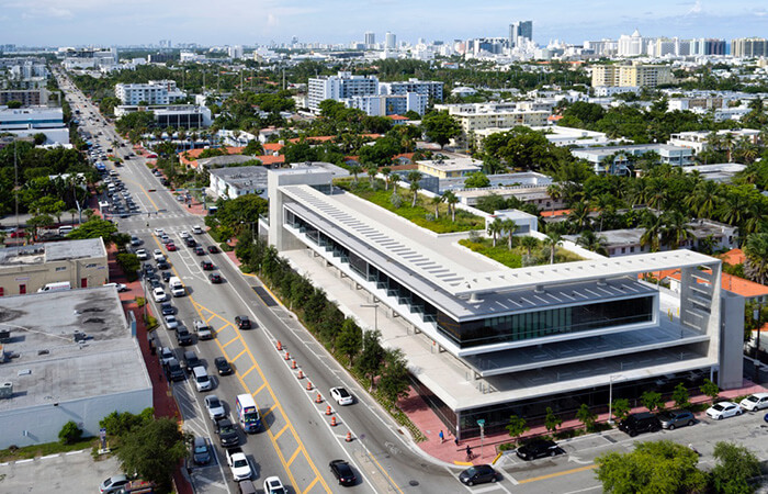 rooftop architecture baptist health south florida