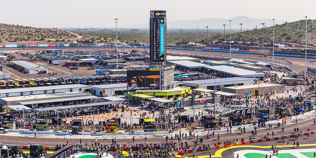High-Tech Construction Tools Earn a Checkered Flag in Modern Racetrack Design