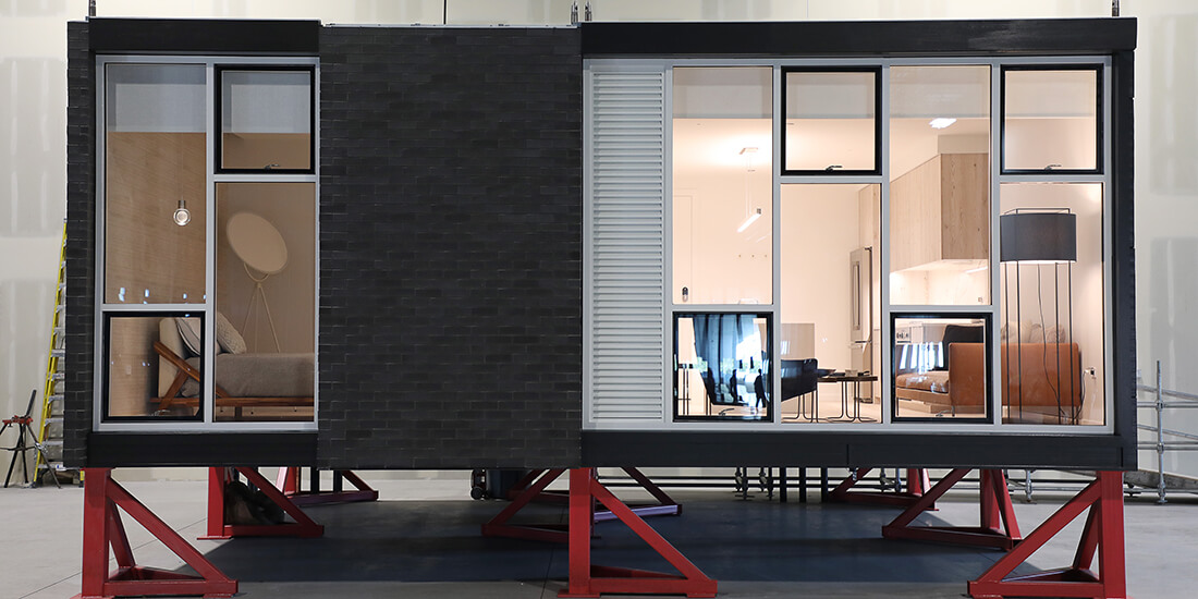 Do Legacy Construction Companies Have the Inside Track on Modular Building?
