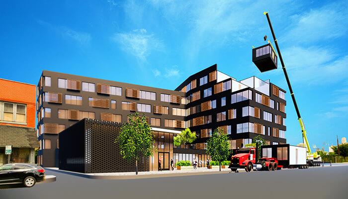 modular construction companies skender rendering