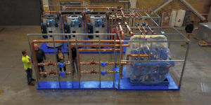Cannistraro Relies on Automation to Build MEP Skids in Record Time
