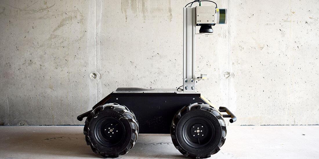 Stuart Maggs Scaled Robotics