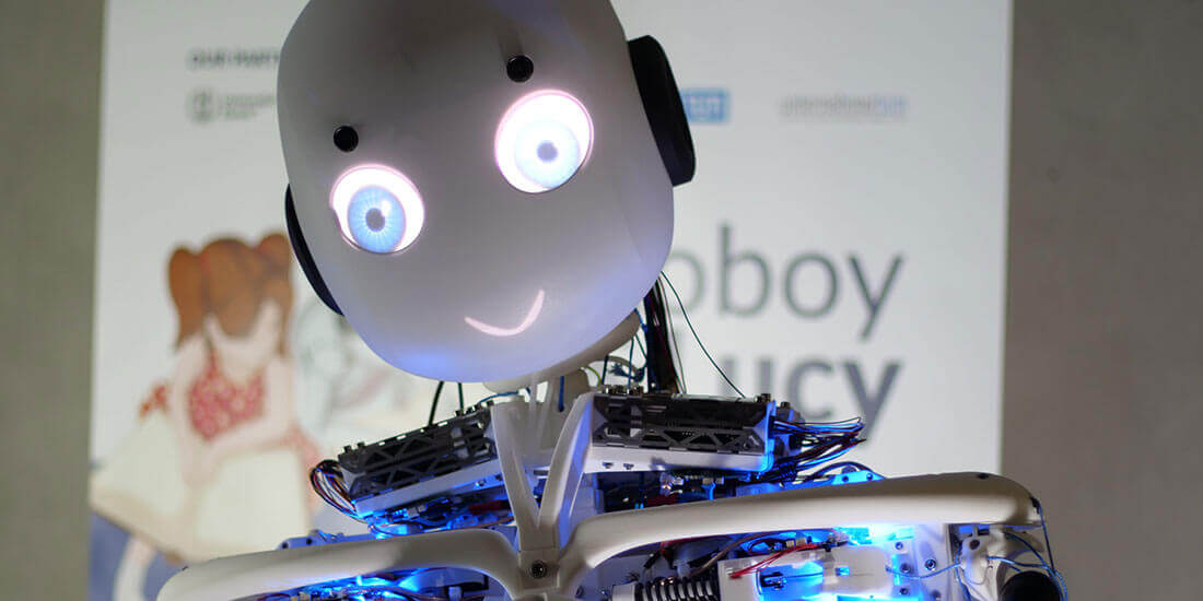 What a Big Leap Forward in Humanoid Robot Design Could Mean for the Human Body