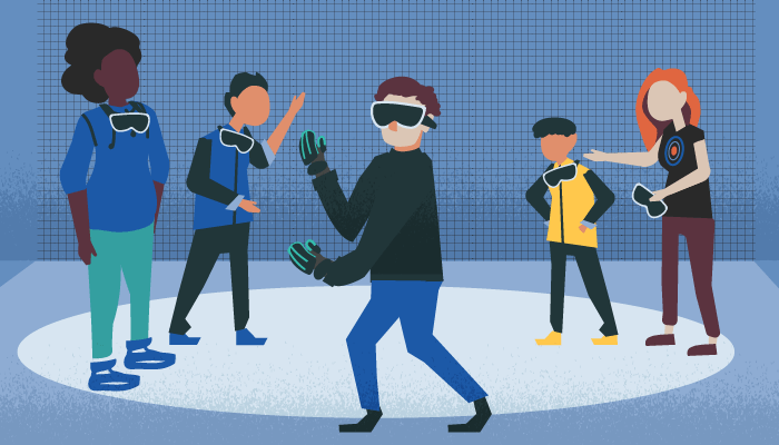 VR collaboration