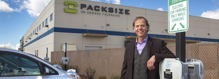 on demand packaging hanko kiessner packsize