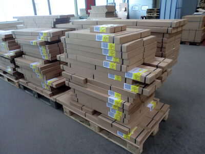 on demand packaging boxes