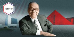 Respect: At 102, Visionary Architect I.M. Pei Has Known Controversy—and Vindication