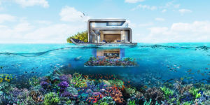 From Fancy to Futuristic, 7 Ways Underwater Architecture Is Reaching New Depths