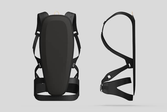 A New Spine-Protector Design Goes Beyond Helmets to Make Sports Safer