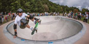 How a Rad New Skatepark Plan Is Redrawing London's Public Spaces