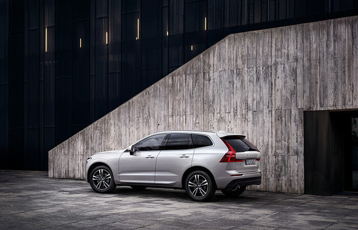 sustainable supply chain volvo XC60 T8 Twin Engine plug-in hybrid SUV