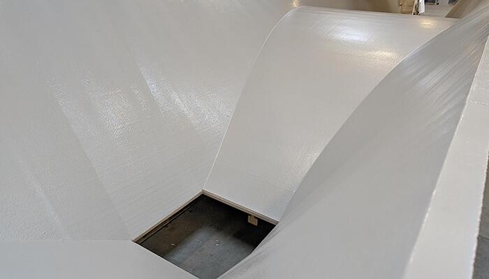 concrete co2 detail polystyrene mold som