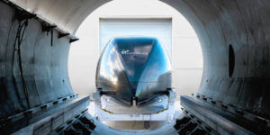 Hyperloop Technology Aims to Transform Transportation—Within the Decade