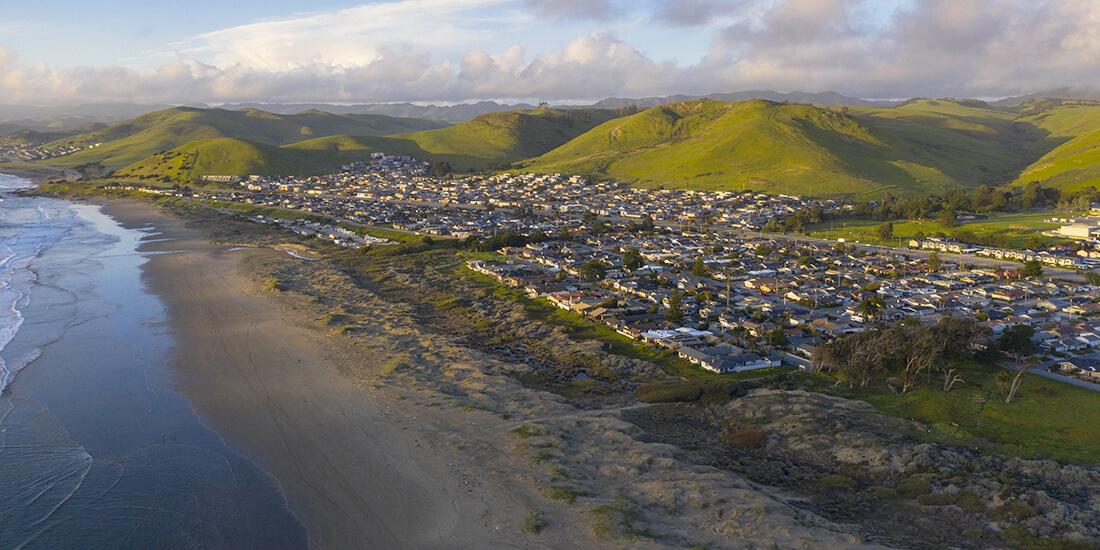 smart water technology morro bay california