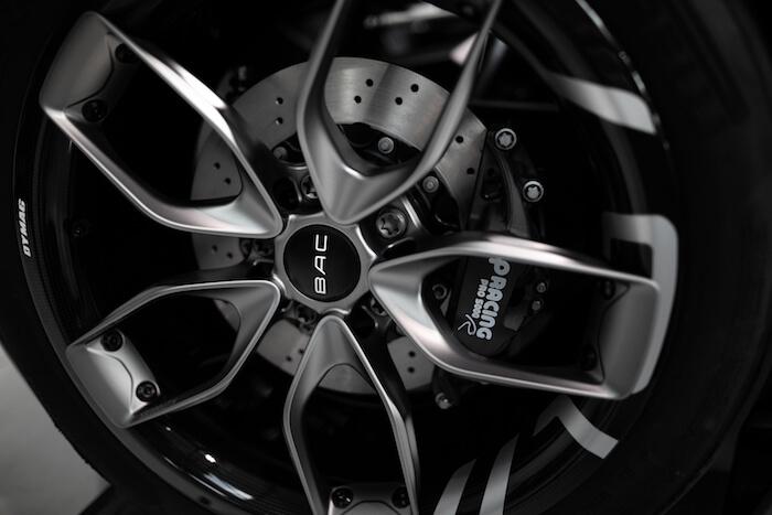 mono car bac generatively designed wheel
