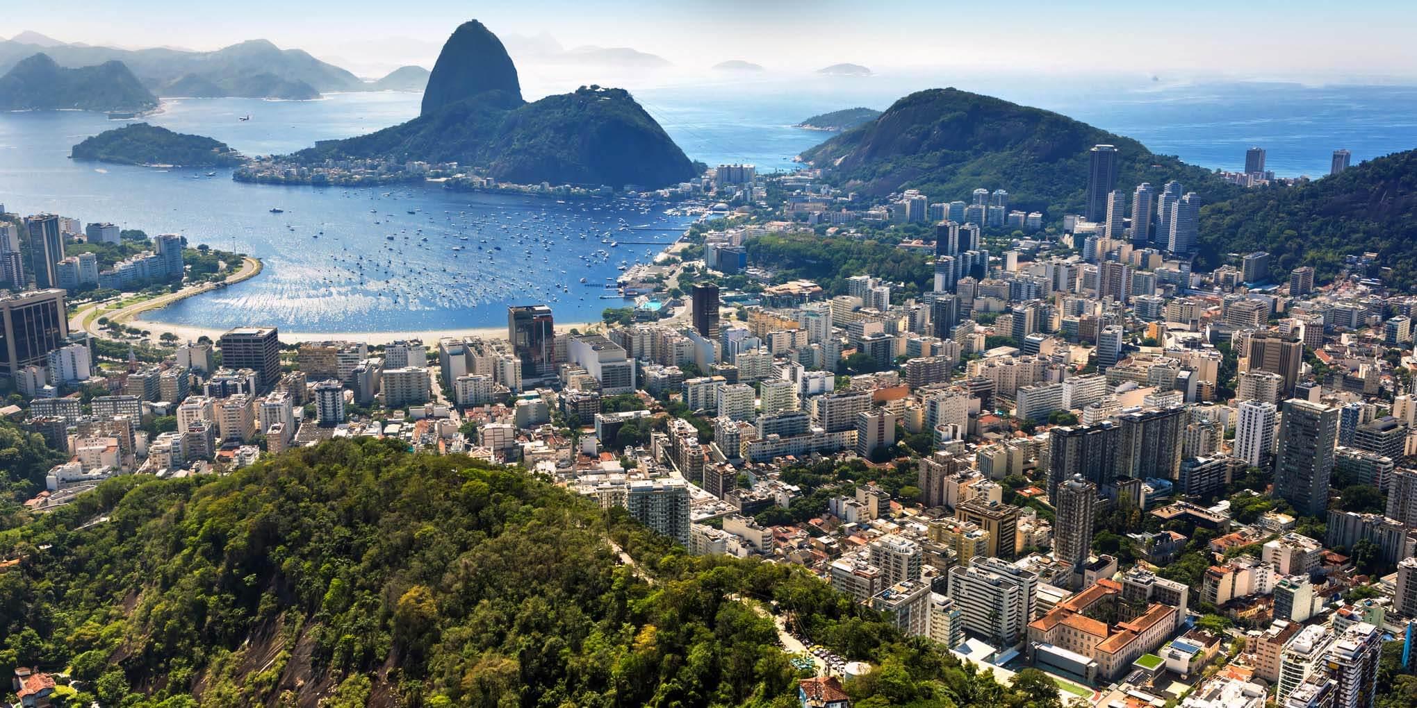 Brazilian Army Battles Pollution in Rio's Toxic Guanabara Bay Using BIM