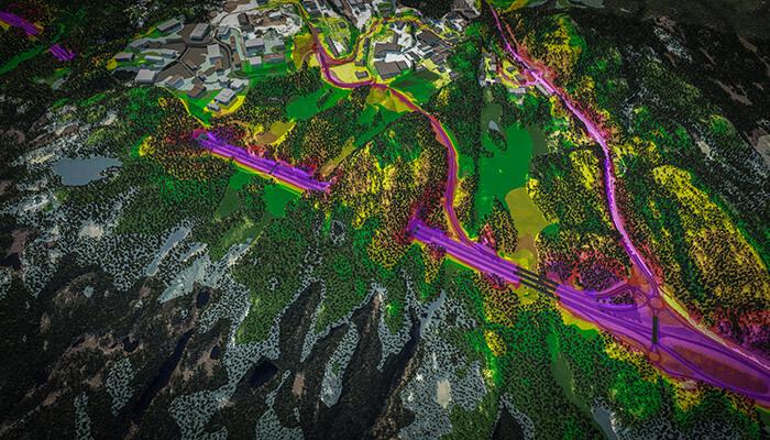 digital railroad ramboll sound analysis