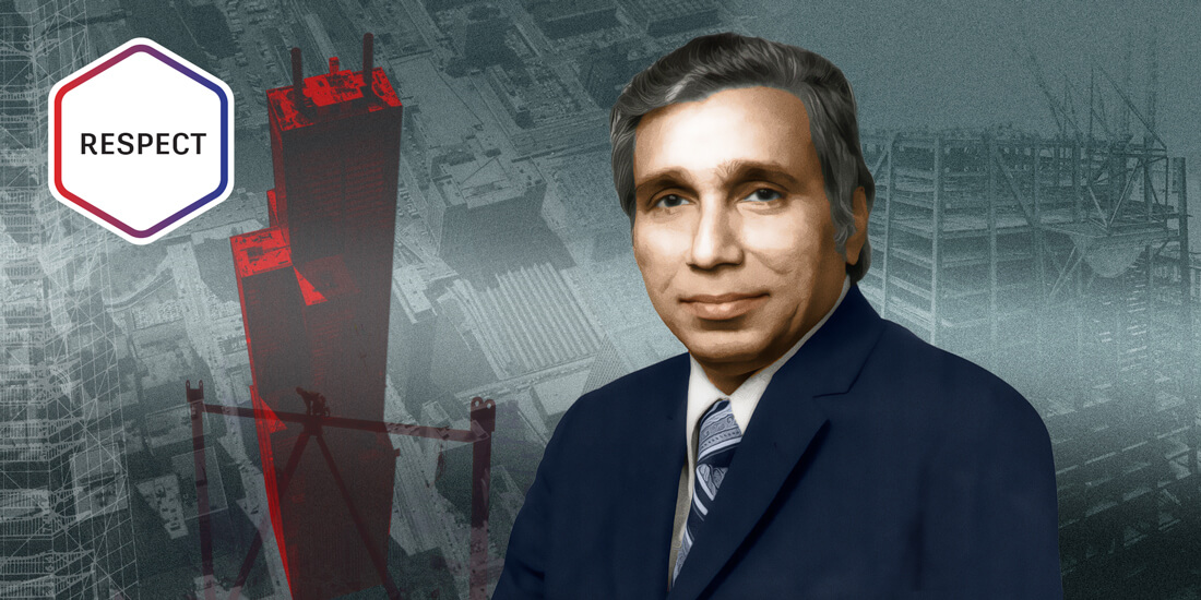 Fazlur Khan Converged Engineering, Architecture at the Top of the World