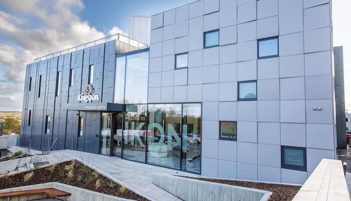 Smart Building IKON Exterior