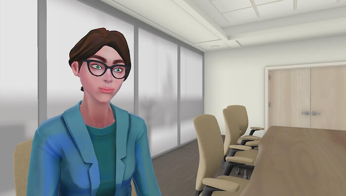 VR Training in the Workplace strivr