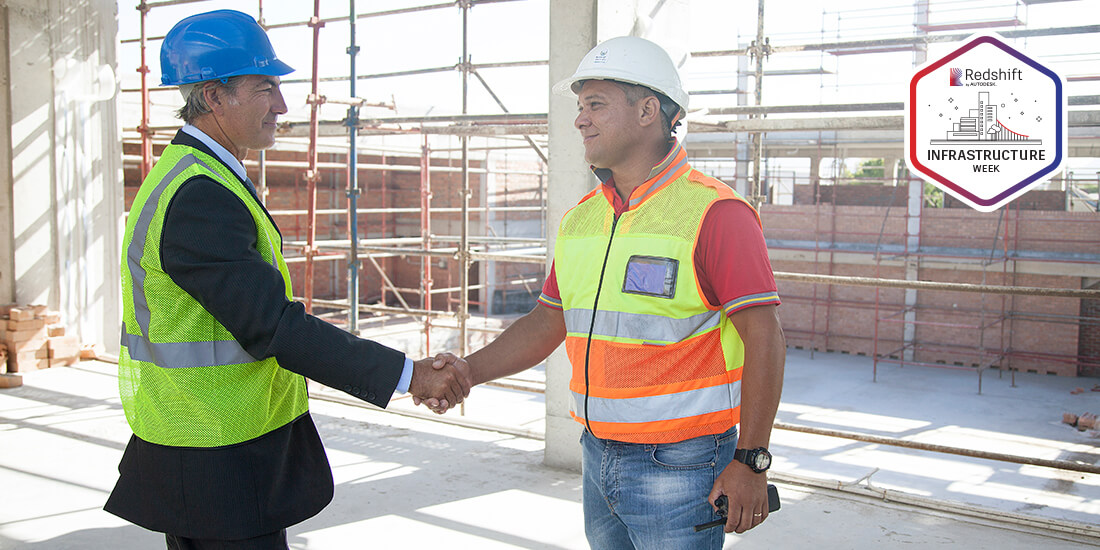 Public–Private Partnership in Infrastructure Development construction workers shaking hands