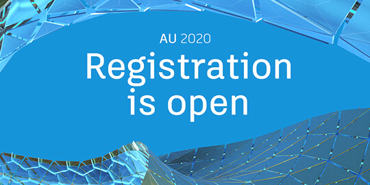AU 202 registration is open
