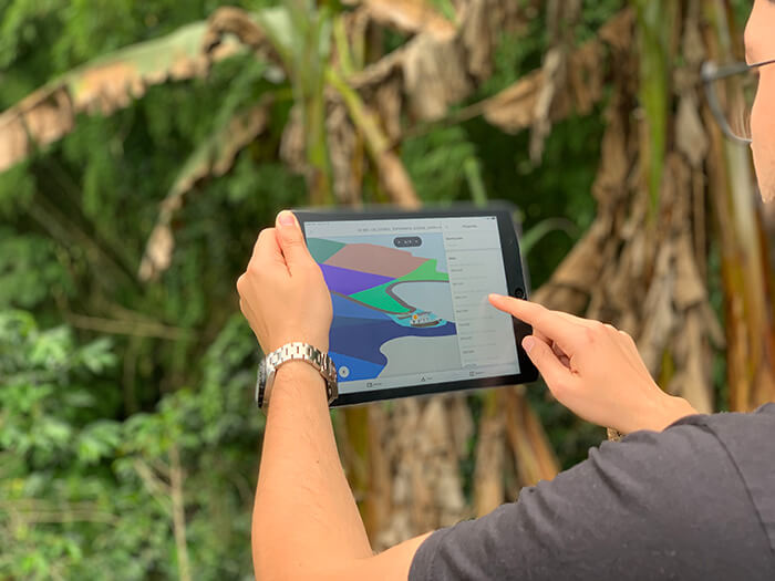 big data in agriculture ipad bim 360 in the field