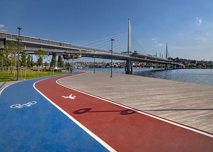 Bike Paths: Smart Road Infrastructure