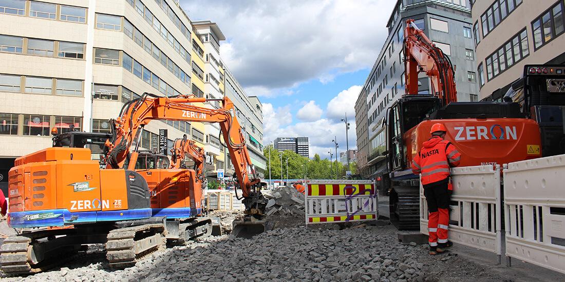 eletric construction equipment
