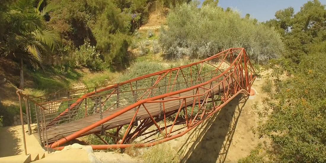 collaborative robotics arroyo bridge