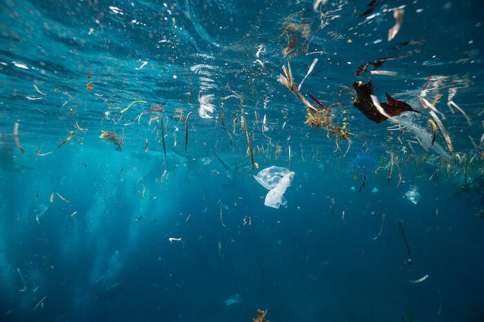 plastic problem in the ocean