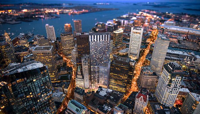passive house design winthrop center skyline boston