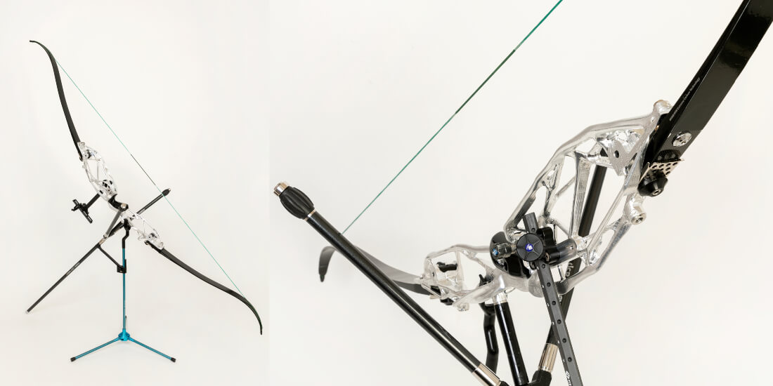 How a Generative-Design Japanese Archery Bow Is Reviving a Revered Sport