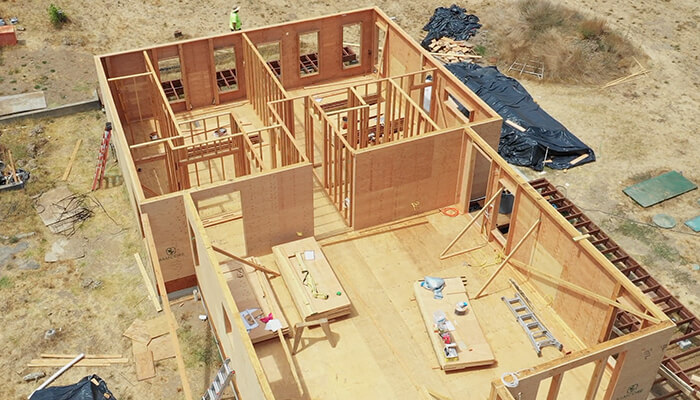 BamCore's prefabricated timber-bamboo hollow-wall solution is a low-carbon development.
