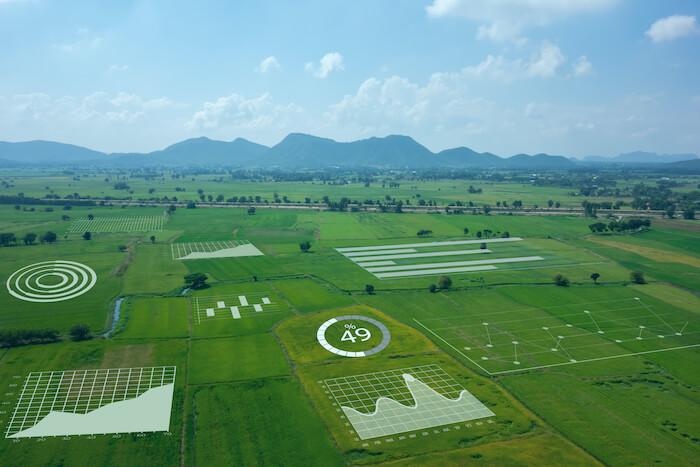 5g in rural areas farmland